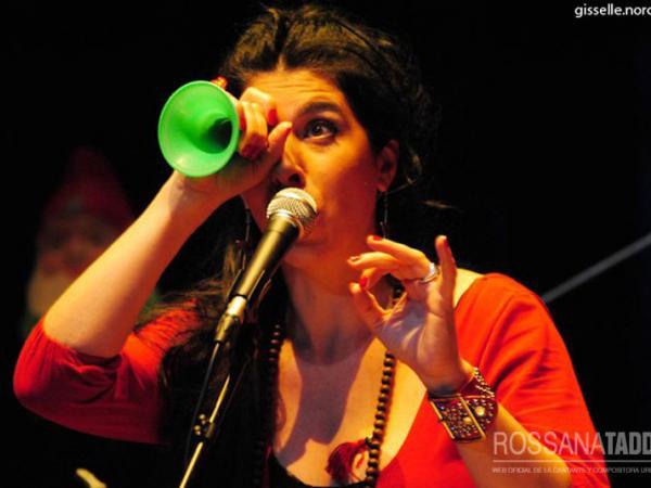 Rossana Taddei - Artista Invitada                   Foto: Gisselle Noroña